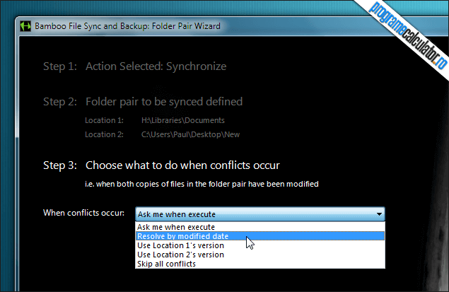 3-Bamboo File Sync and Backup-conflicte