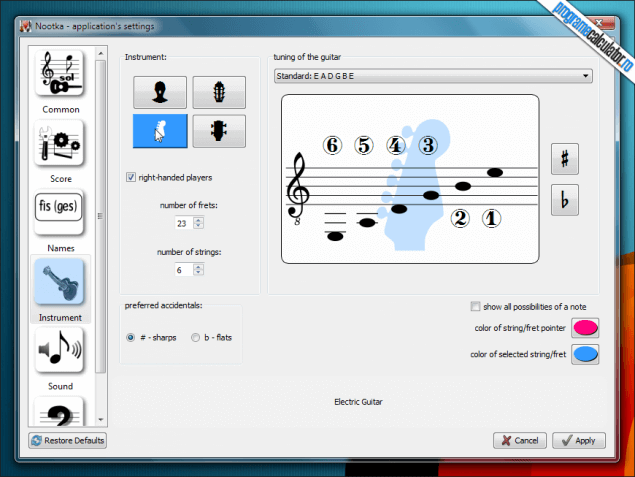 4-Nootka-optiuni-instrument