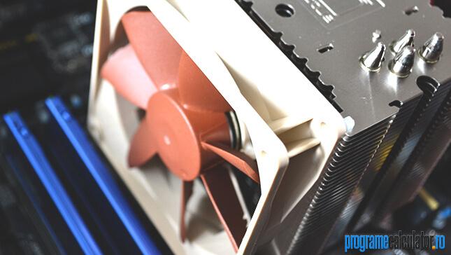 racirea procesorului - cooler CPU