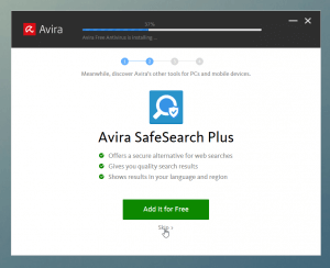 Avira SafeSearch Plus