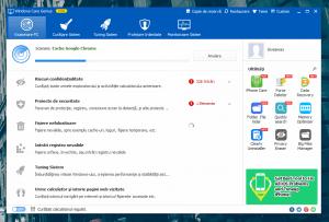 Windows Care Genius analizeaza sistemul