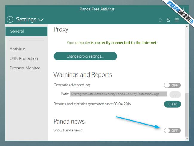 panda free antivirus - panda news