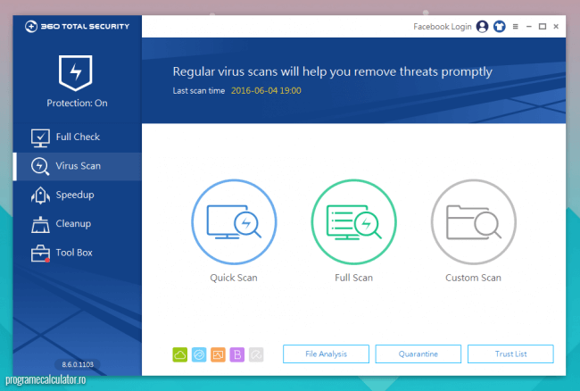 360 Total Security - Virus Scan